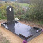 сплошное бетонирование могил